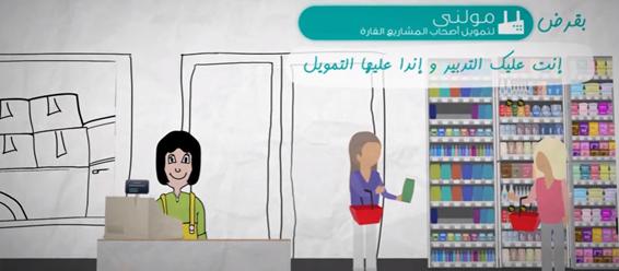Crédit projet activité dans un local dédié en Tunisie - Enda tamweel