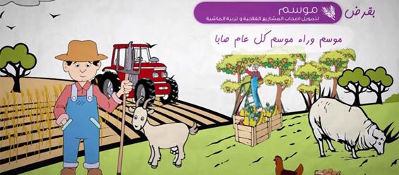 Crédit projet agricole tunisie - Enda tamweel