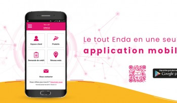 Application mobile enda tamweel