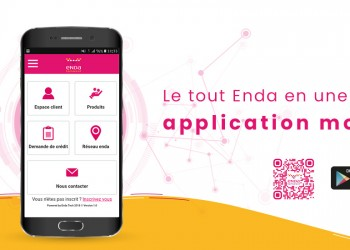 Application mobile enda tamweel